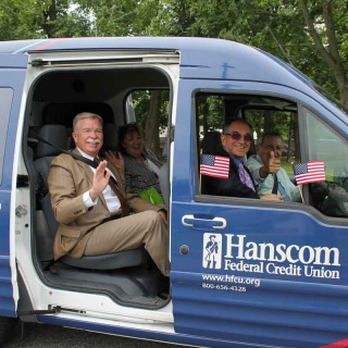 Hanscom FCU Heroes Homecoming