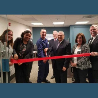 Hanscom FCU celebrated grand opening with ribbon cutting ceremony