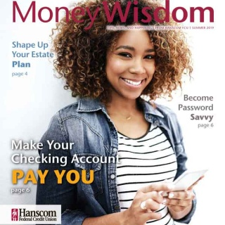 MoneyWisdom Summer 2019 newsletter cover