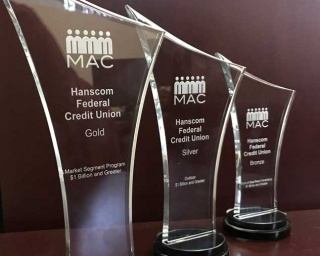 Hanscom FCU Receives National Recognition for Educational Materials