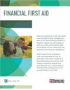 Financial First Aid E-guide cover